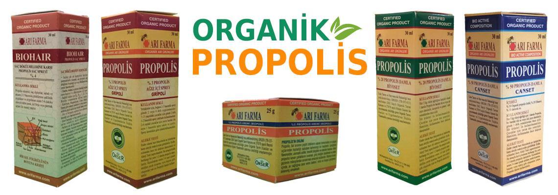 Organik Propolis desktop