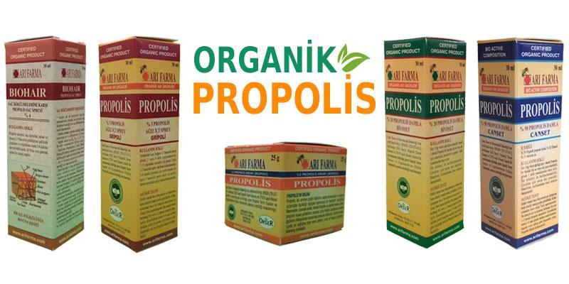 Organik Propolis mobile